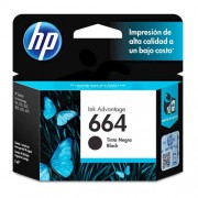 CARTRIDGE HP 664 NEGRA